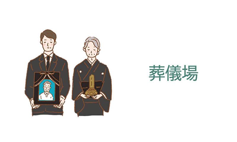 福岡の葬儀場探しは終活の窓口