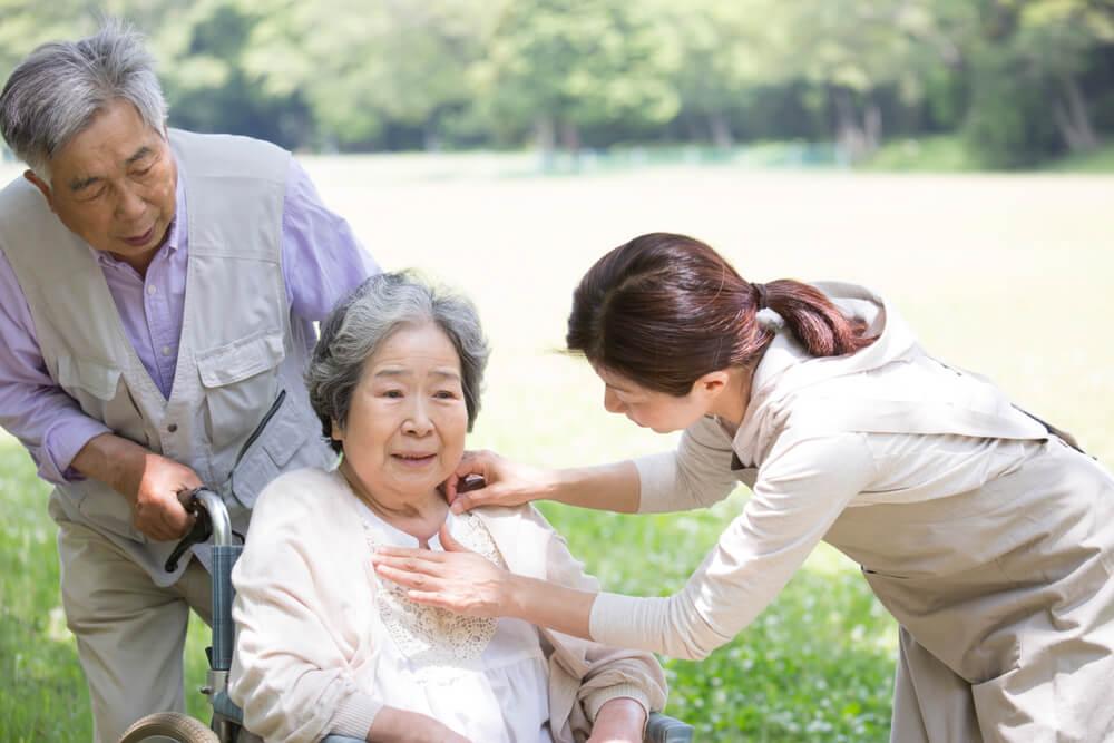 介護保険申請の流れ