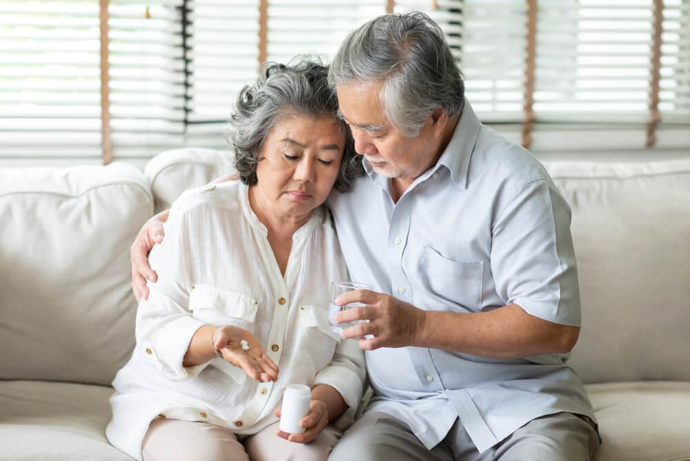 高齢者と一緒にお住いのご家族が考えること