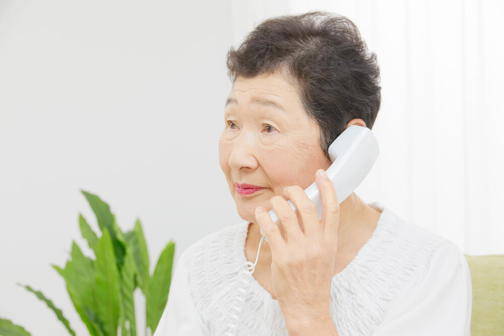 福岡県北九州で高齢者を狙う詐欺に要注意!対策方法とは?