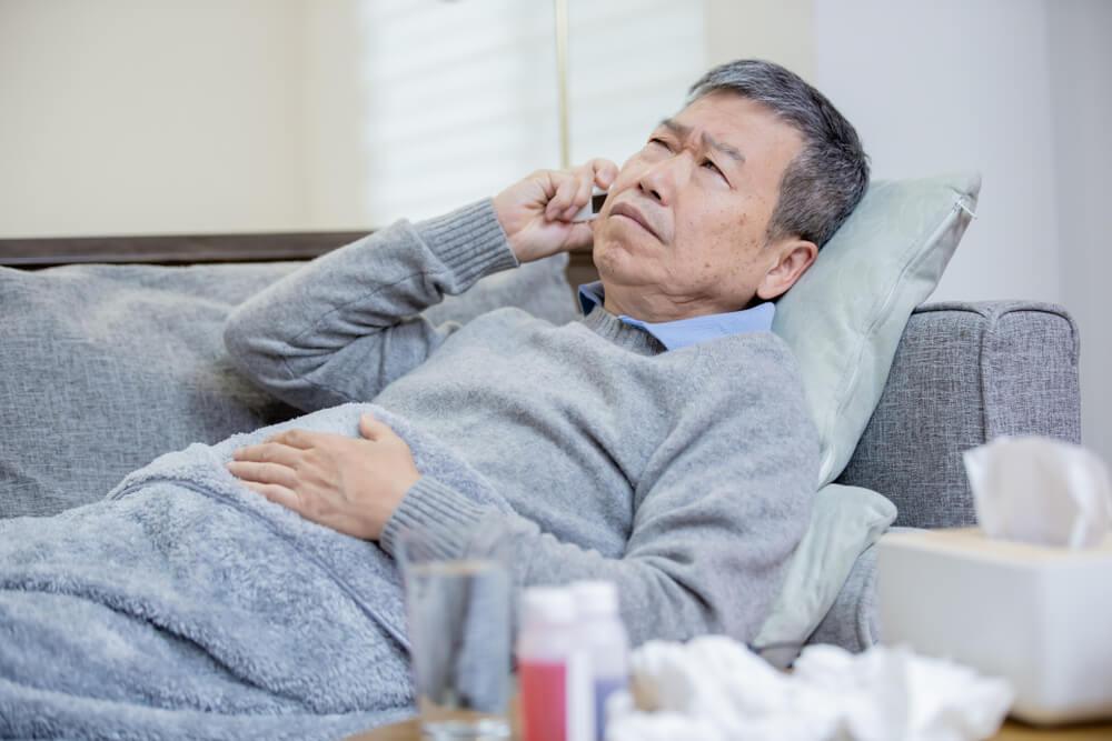 インフルエンザ予防接種後にこんな症状があったら病院へ