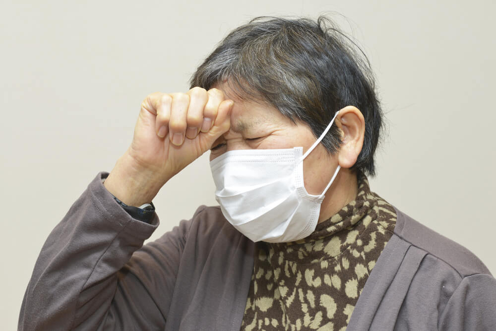 高齢者のインフルエンザ予防接種による副作用は大丈夫?